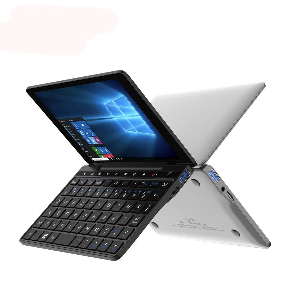 GPD Pocket 2 Pocket2 8GB 256GB 7 Inch Touch Screen Mini PC Pocket Laptop Notebook CPU Intel Celeron 8100Y Windows 10 Systerm