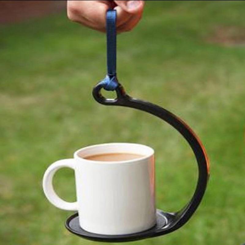 Spill Stopper Lid Coffee Tea Cup Spillnot Coaster Never Spill Spillnot Handle Over The Cup Artifact No-Spill Mug Holder