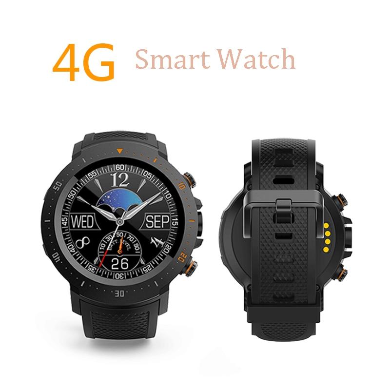RGTOPONE جديد A4 4G LTE ساعة ذكية رباعية النواة كاميرا الرياضة معصمه لتحديد المواقع واي فاي الأعمال سوار اللياقة البدنية للهاتف أندرويد 7.1 IOS