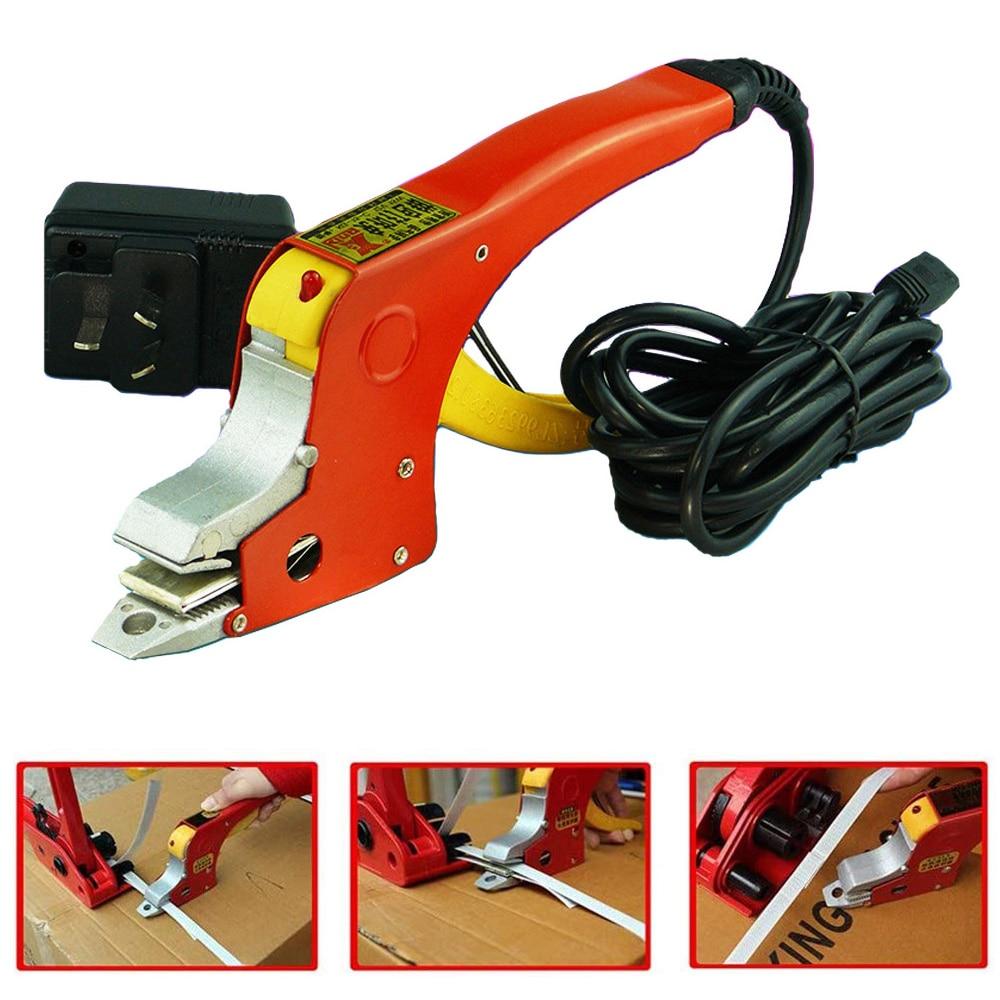 محزمة يدوية للصهر الساخن ، آلة الربط ، أدوات الربط الكهربائية بدون مشبك ، PP