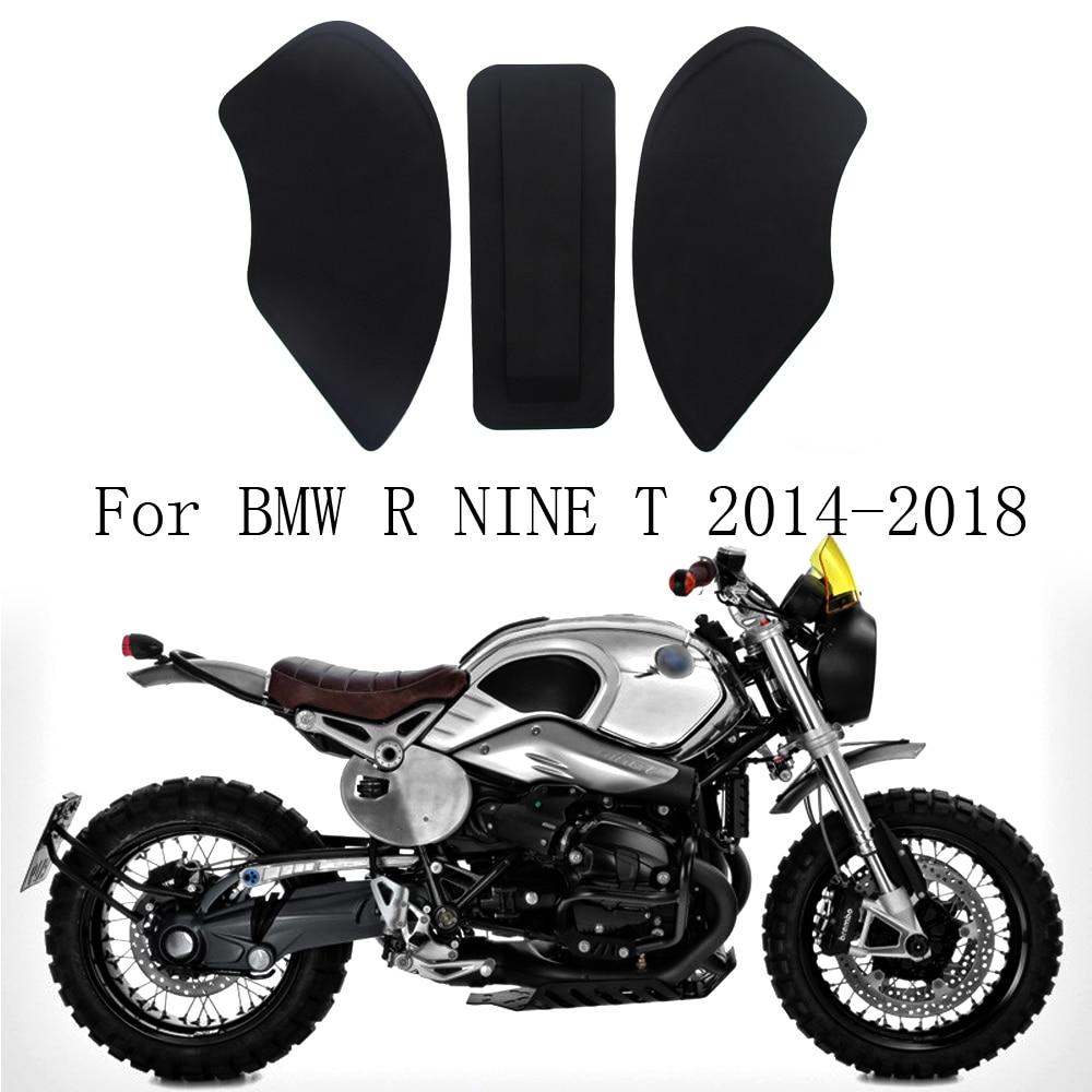 R nove t almofada do tanque da motocicleta lado joelheira de gás adesivos para bmw r nove t 2013-2018 2017 2016 2015 14 acessórios da bicicleta da motocicleta