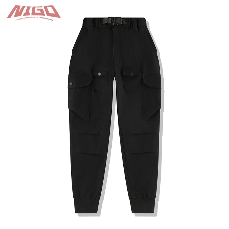 NIGO DR Classic Overalls Trousers Pants Code@D3