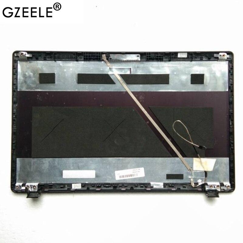 Nueva funda GZEELE para Lenovo Z580 Z585 Z570 Z575, cubierta para LCD de computadora portátil, accesorios para portátiles