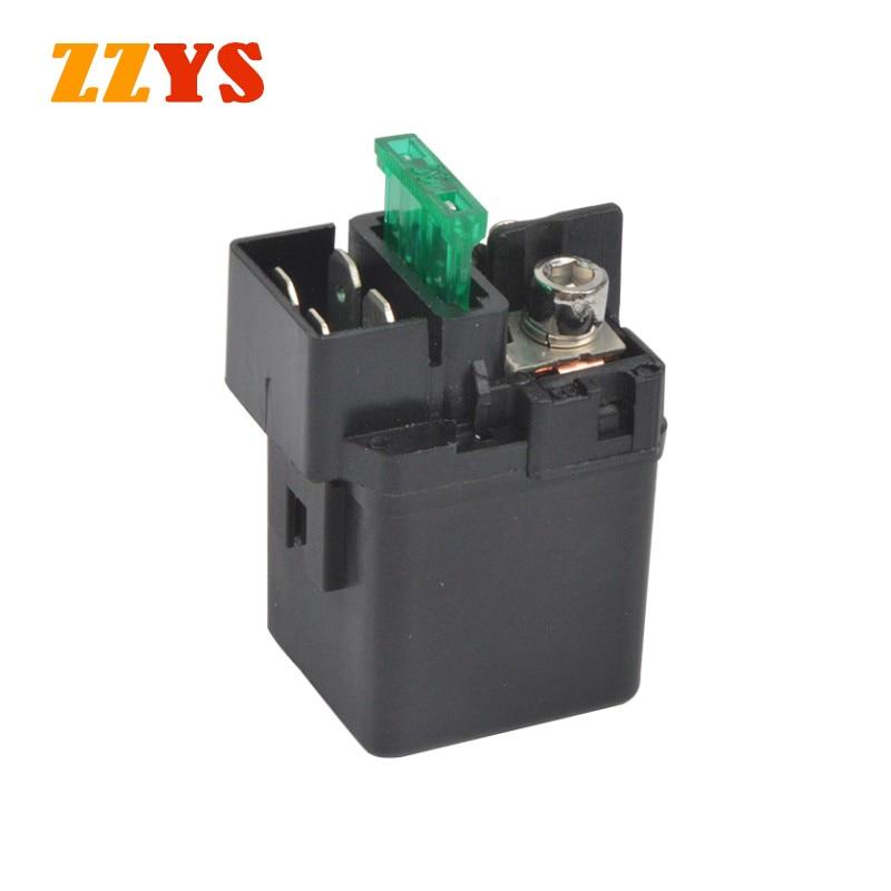 Interruptor de encendido de relé de solenoide de arranque eléctrico de motocicleta 125CC para HONDA SES125 Dylan SH125 CBR125 CBR125RR SES SH CBR 125