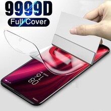9D 9H Hydrogel Film For Huawei P smart S Z Psmart 2020 2021 Screen Protector P30 P40 Lite E Mate 10
