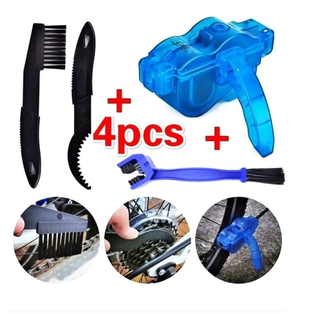Limpiador de cadena para bicicleta, accesorios de mantenimiento y mantenimiento de bicicletas