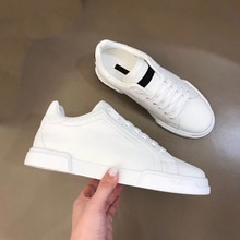 New style men's casual sports shoes shoes business travel high-end leather shoes outdoor sports walk