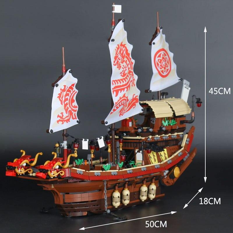 Serie Ninja Dios de destino 70618 recompensa de 06057 batalla final modelo bloques de construcción de ladrillo juguetes 31076 de 10723