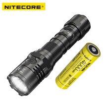 USB-C Recharge NITECORE P20i lampe de poche LED SST-40-W LED 1800 Lumens lampe de poche Rechargeable avec 21700 batterie pour la recherche