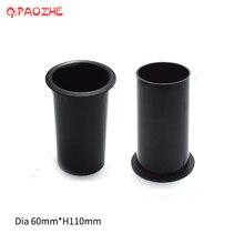 Tube dair de basse de Tube de Port de haut-parleur de 2 pièces 3 pouces-6 pouces