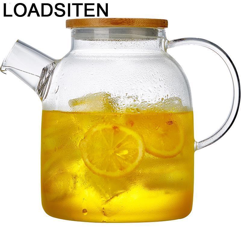 Chaleira demlik jarra acessórios de garrafa de água ferramenta de água samovar chinês bule theepot tetera para chá chaleira