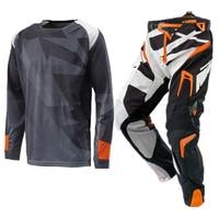 Аксессуары для мотокросса, набор для мотокросса, внедорожный велосипед-внедорожник Geae, гоночный костюм для мотокросса Mx Combo Bmx, гоночные вел...