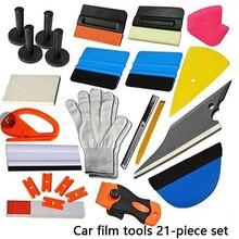 Набор инструментов для автомобильной фольги, скребок для виниловой упаковки пленки, скребок, инструмент для автомобиля, набор для установки наклеек, резак для бумаги, автостайлинг, автозапчасти