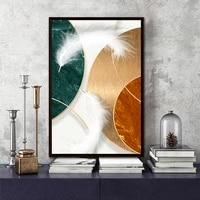 abstract decorative picture canvas painting small size art poster wall decor living room home kid baby bedroom decoration