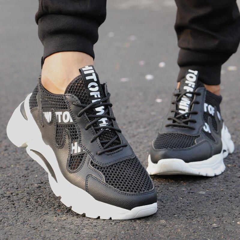 Arbeit Sicherheit Schuhe Für Männer Sommer Atmungsaktive Stiefel Stahl Kappe Anti-Smashing Bau Sicherheit Arbeit Turnschuhe
