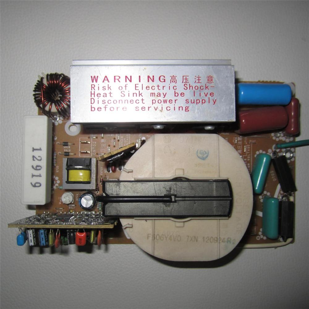 1 Placa de circuito para el inversor del horno de microondas Panasonic NN-K5740MF NN-K5741JF NN-K5840SF NN-K5841 JFF609A4V0 NN-S563JF