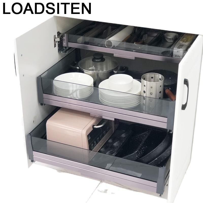 Organizador de accesorios Para Despensa de Cocina, Organizador de Cocina, estante de...