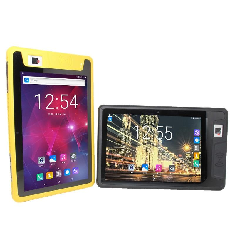 10.1 بوصة 4G LTE اللوحي MTK6761 رباعية النواة 1280*800 أندرويد 9.0 2 + 32GB لتحديد المواقع قطرة واقية من الغبار مقاوم للماء دعم NFC أقراص