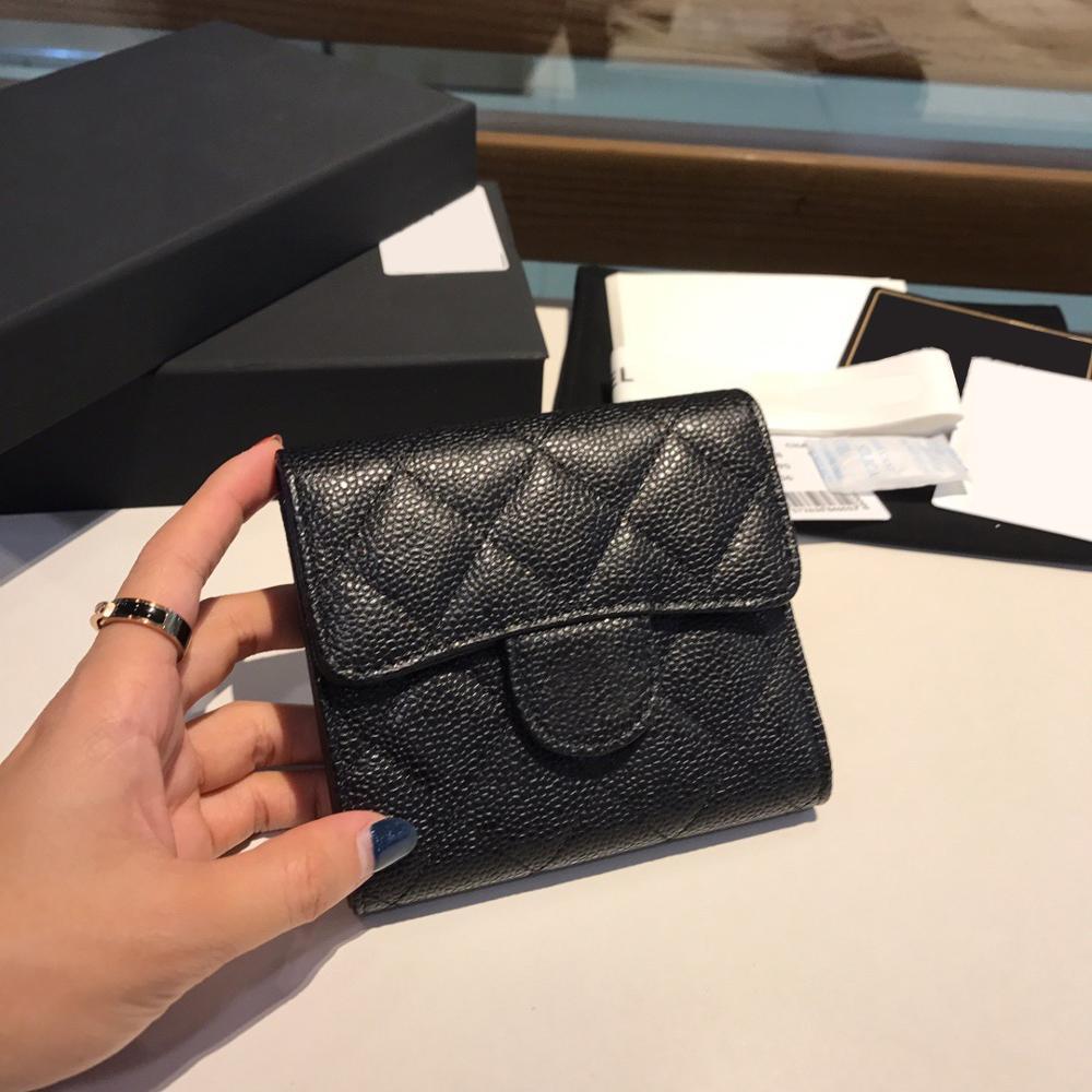 Новинка 2021, высококачественный роскошный женский кошелек на заказ, кожаный кошелек с отделением для карт, модный Удобный кошелек
