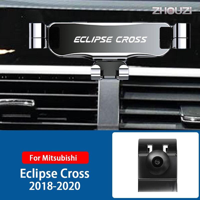 Автомобильный мобильный телефон держатель для крепления стойки GPS тяжести навигации кронштейн для Mitsubishi Eclipse Cross 2018 2019 2020 автомобильные акс...