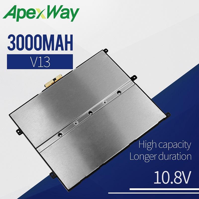 Apexway 10.8V 3000mAh بطارية كمبيوتر محمول لديل Vostro V13 V130 V13Z V1300 13 0NTG4J 0PRW6G 0449TX PRW6G T1G6P