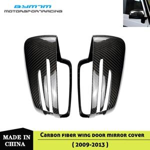 Carbon fiber Rearview mirror cover For BENZ  A B C E Class W204 W212 W176