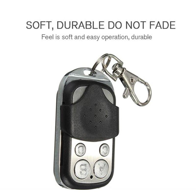 Profissional sem fio inteligente controle remoto 4 botões menor consumo de energia alta estabilidade sensibilidade para luzes de parede