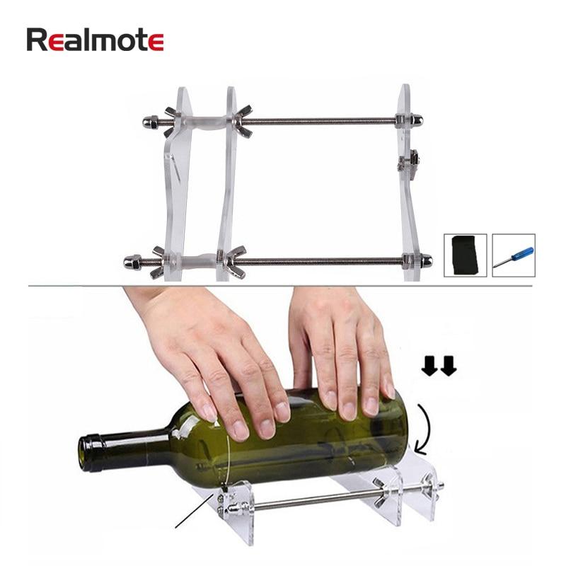 Professionale per bottiglie di birra taglio tagliabottiglie in vetro utensili fai da te macchina taglio bicchiere di vino