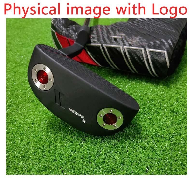 Клюшка для гольфа, левая рука, правая рука, клюшка NEWPOR 2, черная левая рука, маленькая полукруглая клюшка, гибридная ключа для ключа