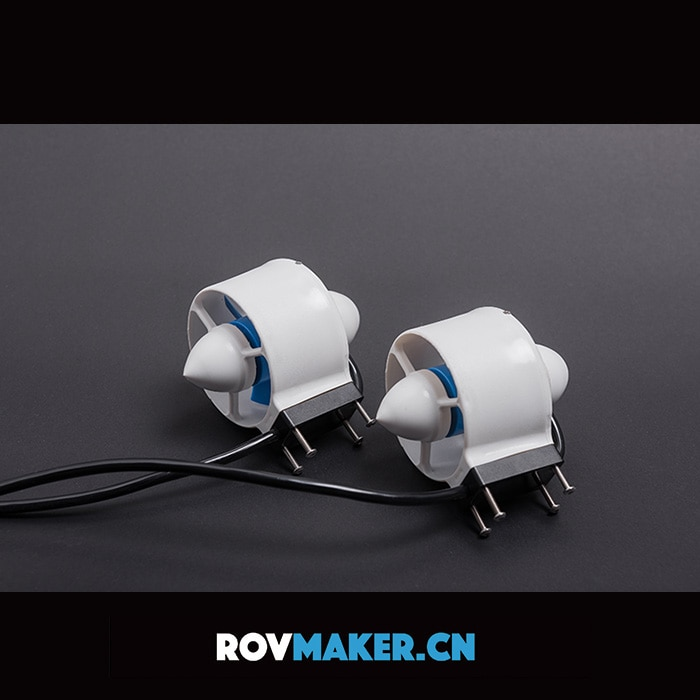 ROV تحت الماء مقاوم للماء فرش موتور تيار مباشر 12 فولت-24 فولت المروحة روبوت bluerov بدون طيار سفينة موتور
