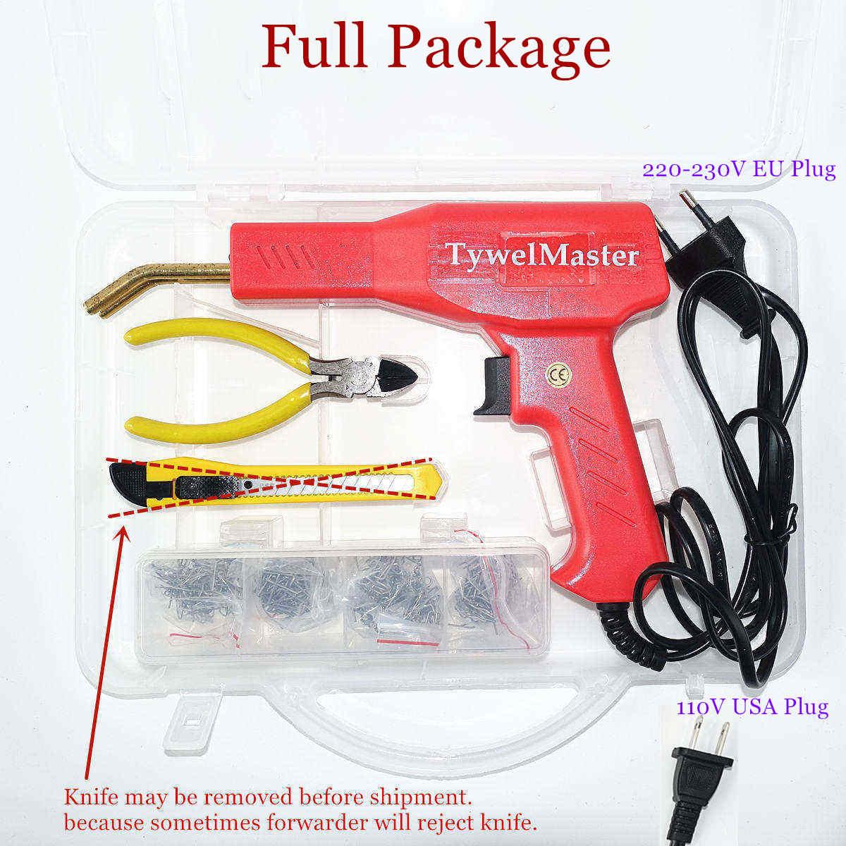 Patogūs plastikinių suvirintojų garažo įrankiai karštų - Suvirinimo įranga - Nuotrauka 2