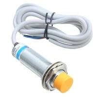dc 6 36v lw inductive proximity sensor high quality lj18a3 8 zbx 8m approach sensors npn no switchm