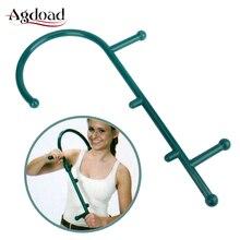 Trigger Point Terug Massage Gereedschap Thera Body Cane Massage Tool Voor Back Body Personal Massager Stick Telescopische Back Scratcher