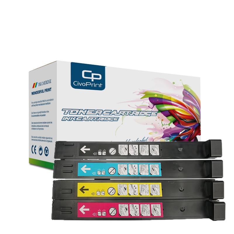 خرطوشة حبر متوافقة مع HP 827A CF300A CF301A CF302A CF303A طابعة اتش بي ليزر جيت M880z M880z M880 series