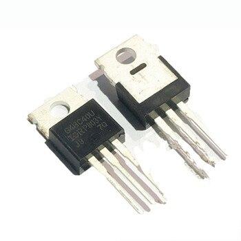 5pcs IRG4BC40U TO220 G4BC40U G4BC40UD TO-220 20A 600V Power IGBT transistor