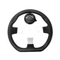 270Mm Off-Road Kart Steering Wheel For Electric Go Kart Off-Road Scooter Karting Balance Car