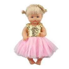 2020 New Arrival Dolls Dress For 42 cm Nenuco Doll 17 Inches Baby Doll Clothes
