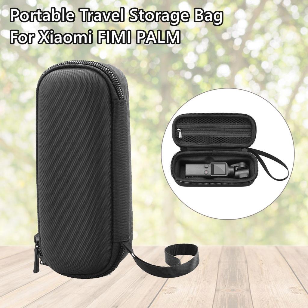 Bolso de viaje portátil con asa, Mini funda de transporte para Xiaomi, accesorios de coche FIMI PALM Gimbal RC, piezas de control remoto de alta calidad