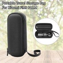 Taşınabilir seyahat saklama çantası kolu Mini taşıma çantası Xiaomi FIMI palmiye Gimbal RC araba aksesuarları RC parçaları yüksek kalite