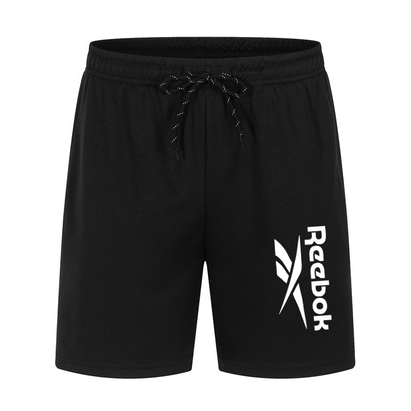 Мужские летние новые горячие распродажи пляжные шорты спортивные шорты для тренажерного зала удобные, дышащие и быстросохнущие повседневн...