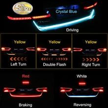 SNCN-feux arrière dynamiques pour Hyundai   Coffre de voiture, pour Solaris Accent Elantra I30 Tucson Santa Fe Sonata I20 IX35 IX45