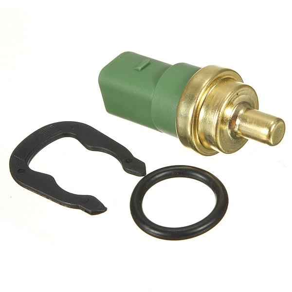 Зеленый датчик температуры охлаждающей жидкости двигателя автомобиля для Audi A4 A6 A8 для VW Golf 2000-2008 059919501A 078919501C