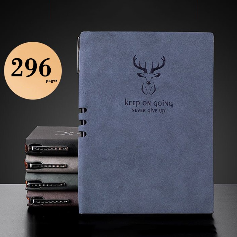 A6/A5/B5 Notebooks And journals with Bookmark diary planner bullet agenda 2021 2022 Kawaii stationery for office school supplies