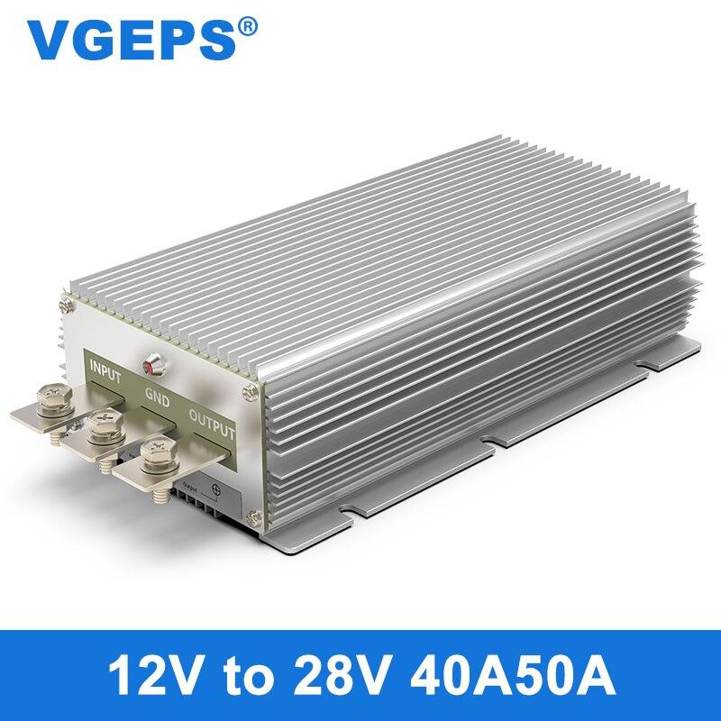 12V إلى 28V DC تحويل الطاقة 12V إلى 28V السيارات امدادات الطاقة منظم وحدة DC-DC الداعم