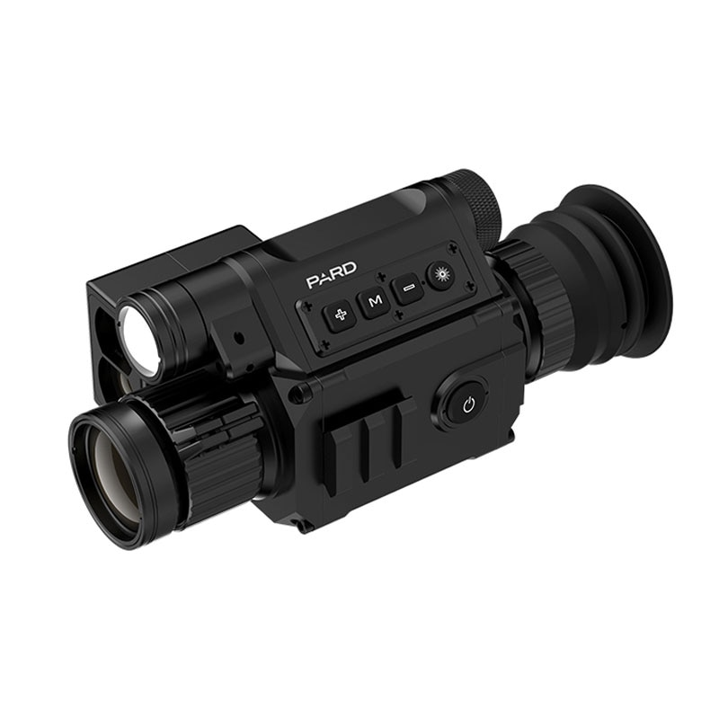 Hd caça digital visão noturna âmbito nv008lrf 6.5-12x200m infravermelho dia e visão noturna riflescope com rangefinder