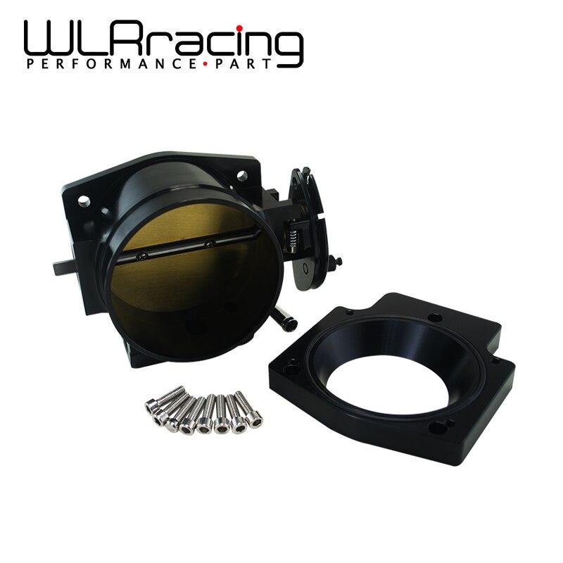 WLR-corps de papillon 102mm + plaque dadaptation de collecteur pour LS LS2 LS3 LS6 LS7 LSX noir WLR6938 + TBS51