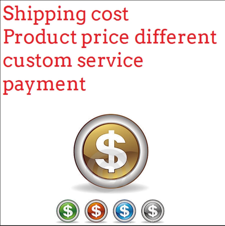Postage Shipping Cost Price Different Payment,Pay the difference недорого