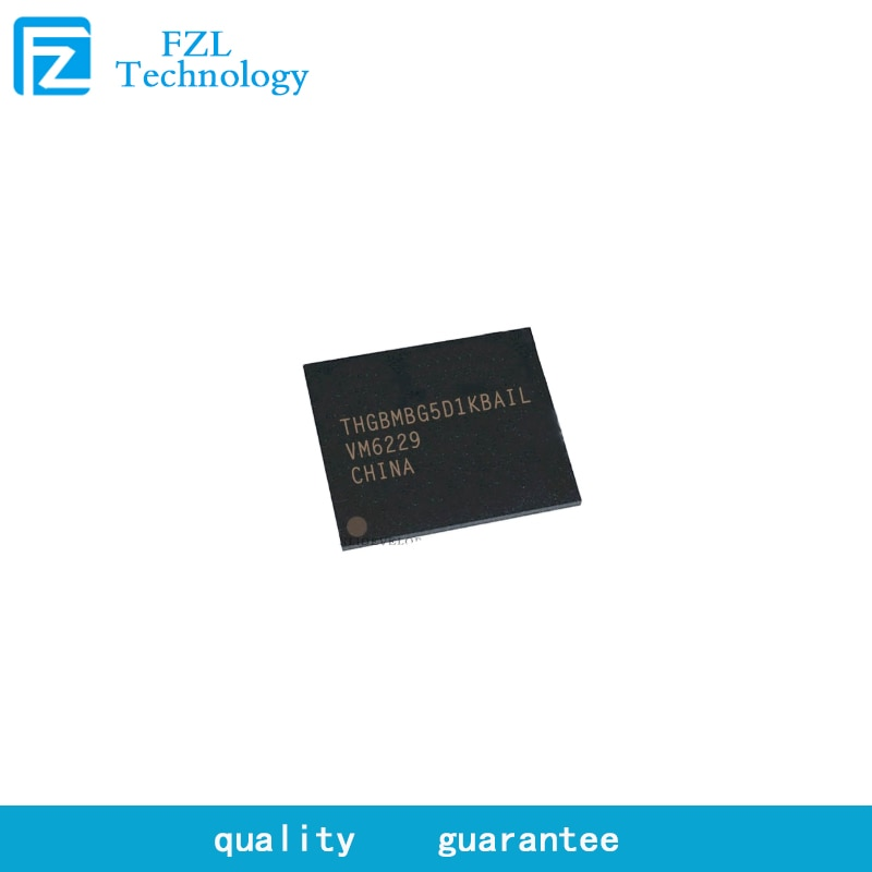 THGBMBG5D1KBAIL neue original schrift chip 4G EMMC