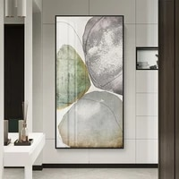 abstract black line stone marble canvas painting poster nordic wall art pictures on canvas living room decor no frame mural
