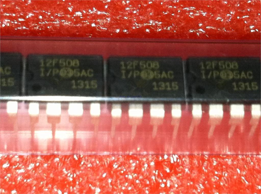 1 шт./лот PIC12F508-I/P DIP8 PIC12F508 DIP PIC12F508-I в наличии